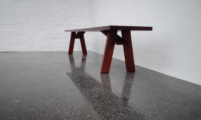 Eve bench by Frank Böhm Studios.