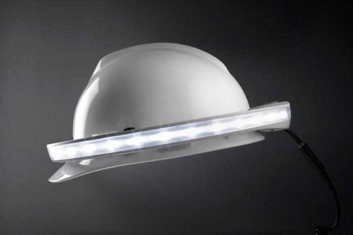 The Halo Light by Pensar and Illumagear.