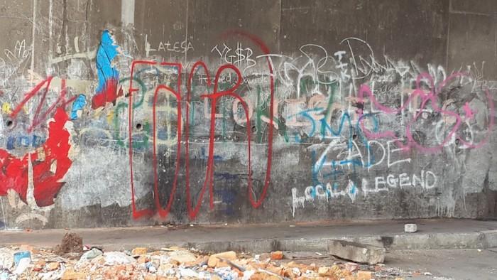 Salt River street art.