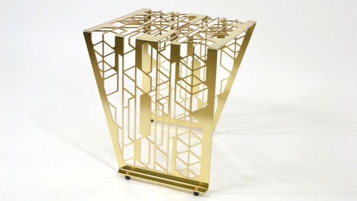 Lattice Work by Cape Town-based Leg Studios