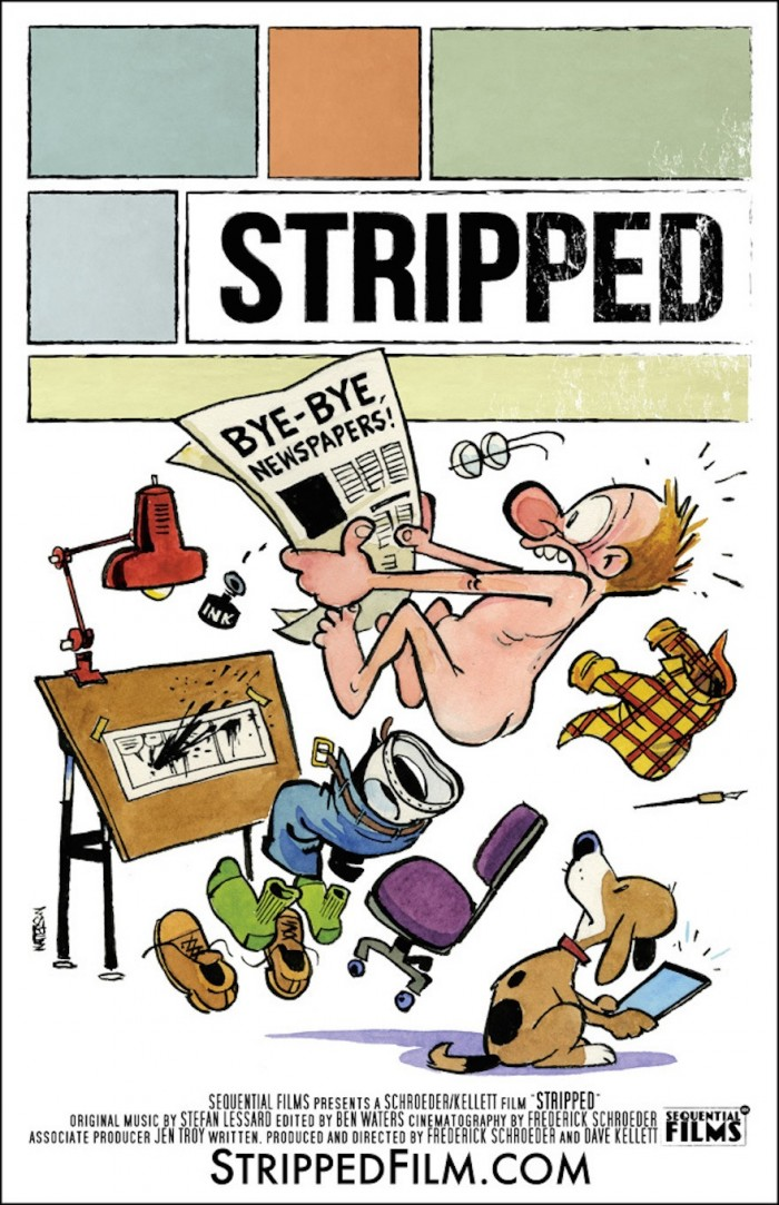 Stripped: The Comics Documentary