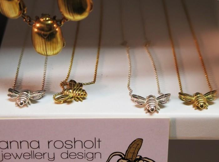 Anna Rosholt Jewellery Design. Design Indaba Expo 2015