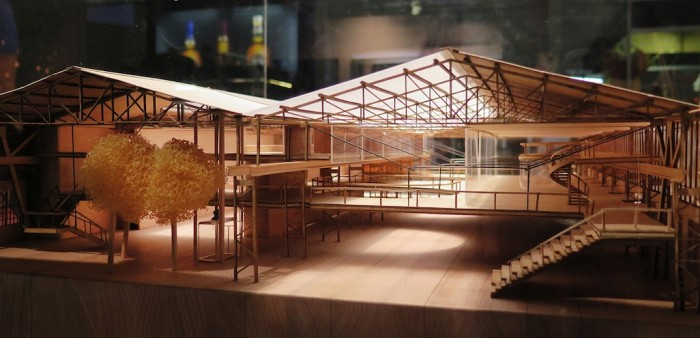 Wolff Architects: The Watershed at V&A Waterfront, Cape Town. Design Indaba Expo 2015