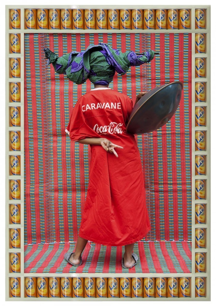 Hassan Hajjaj on playing with portraits