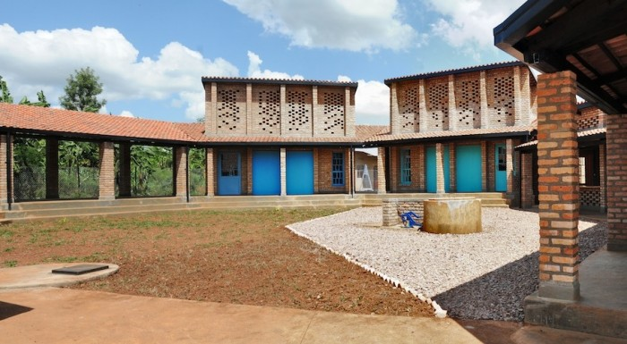 """<h3>Building for children's needs</h3><p></p>Tomà Berlanda, an Italian architect based in Rwanda, is helping to pioneer <a href=""""http://www.designindaba.com/videos/interviews/tom%C3%A0-berlanda-building-education-rwanda"""">a new model</a> for early childhood development centres being built in Rwanda. Berlanda and his team are actively engaged in developing the Department of Architecture at the Kigali Institute of Science and Technology, now part of the University of Rwanda."""