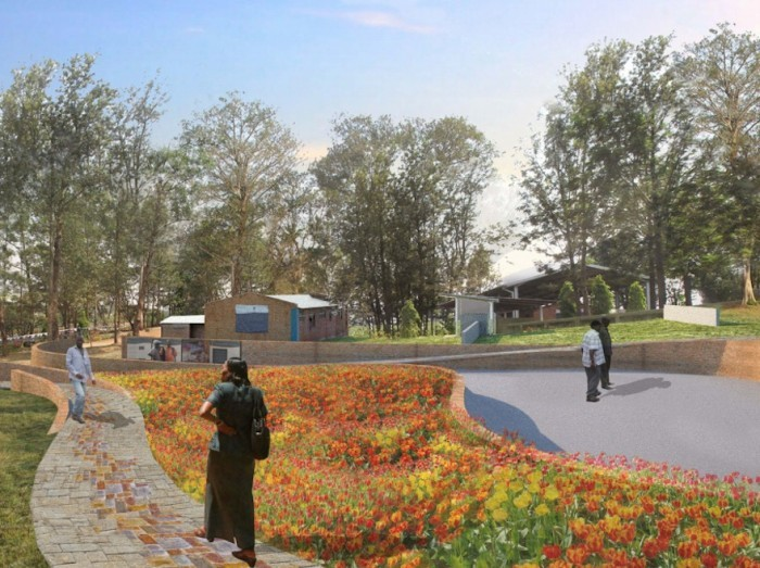 <h3>Reflecting on the genocide</h3><p></p> Ntarama Church, where 5 000 Tutsis were murdered, has stood untouched since 1994. Now an architect is helping to preserve its legacy in <a href=http://www.designindaba.com/articles/point-view/living-memorial-rwandas-genocide>a sensitively designed welcome centre and memorial</a>.