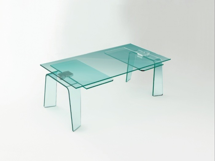 Kayo Extensible Table and Assaya armchair by Satyendra Pakhalé.
