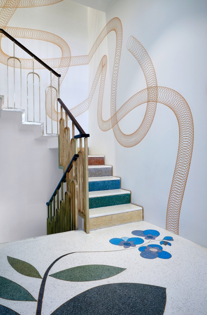 Staircase for Taschen by Salvatore Licitra