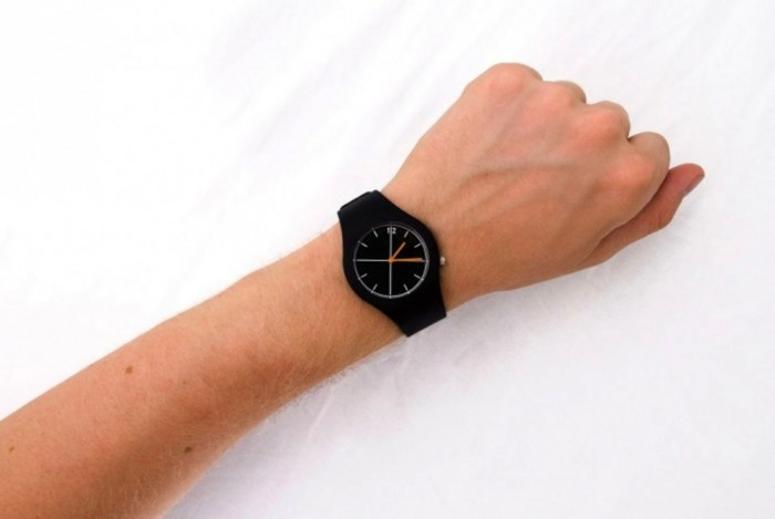 Off-Axis Watch.