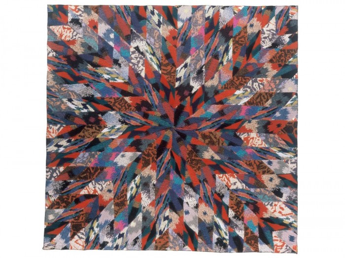 Tapestry by Missoni.