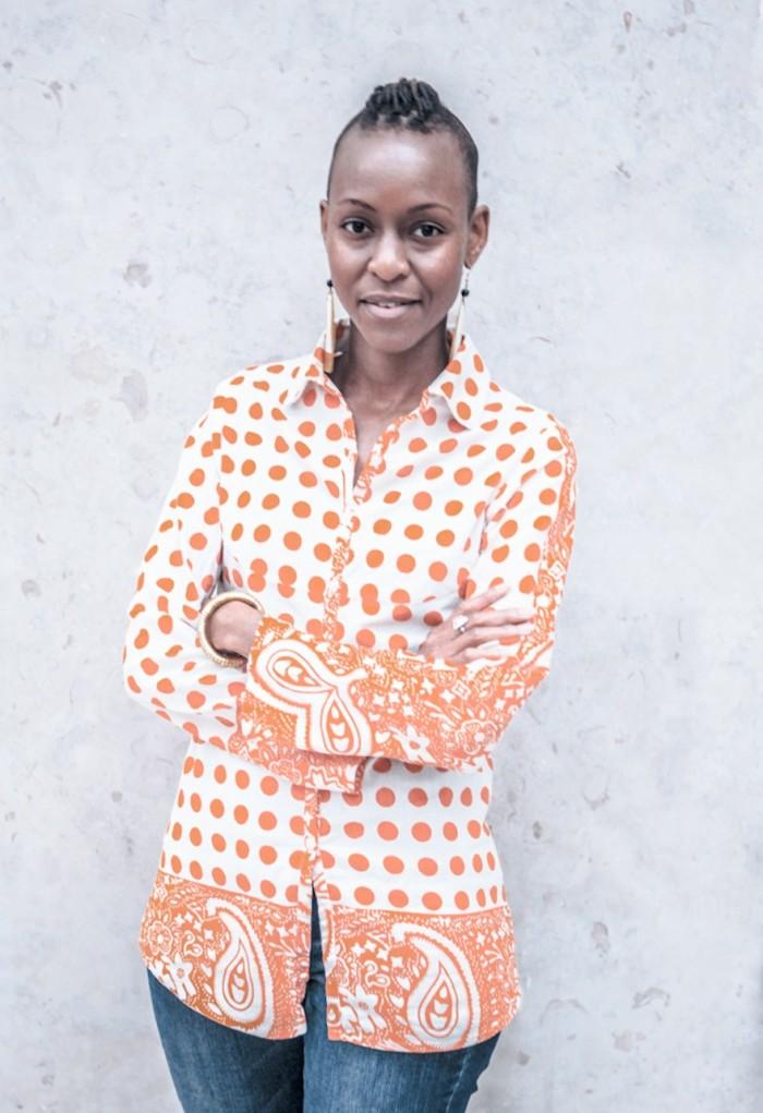 Ng'endo Mukii. Image: www.bilselbattal.com.
