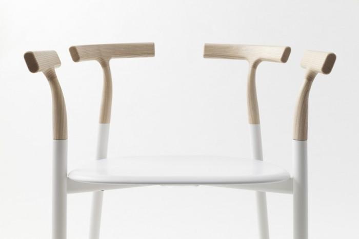 Nendo twig chair
