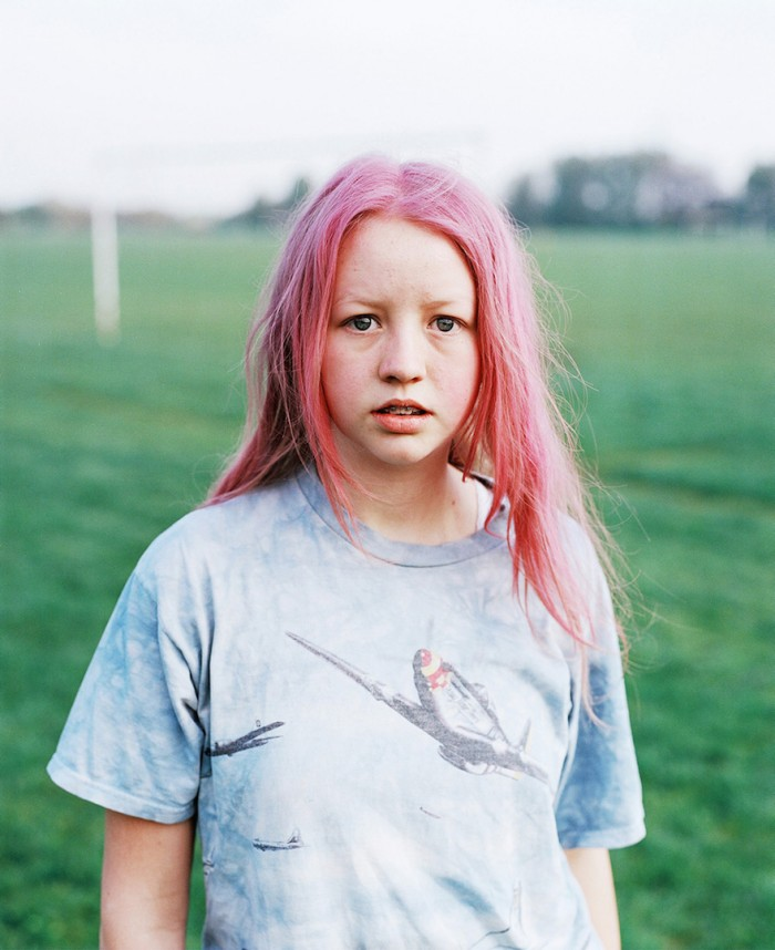 """London-based photographer Francesca Allen captures the strength and fragility of female adolescence in her five-year-long series """"Girls! Girls! Girls!"""""""