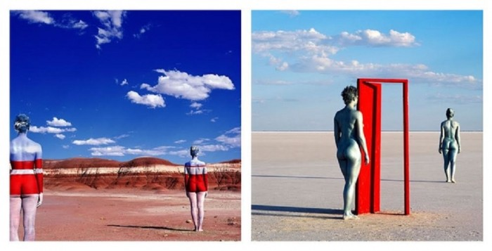 French photographer Jean-Paul Bourdier's images are described as more than just photography.