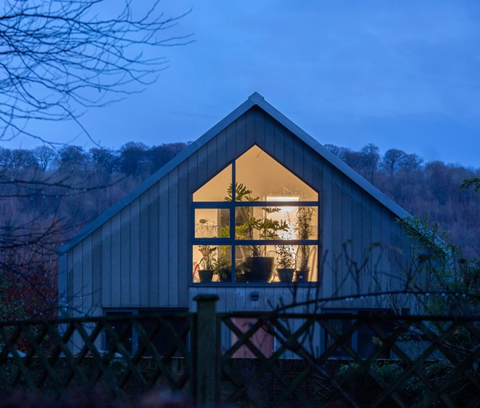 Water-resistant home floats during a flood | Design Indaba