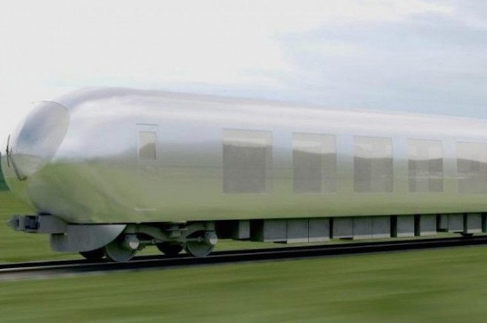 Japan's invisible trains will take off in 2018 | Design Indaba