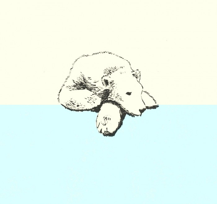 Ishaarah Arnold illustration of a bear