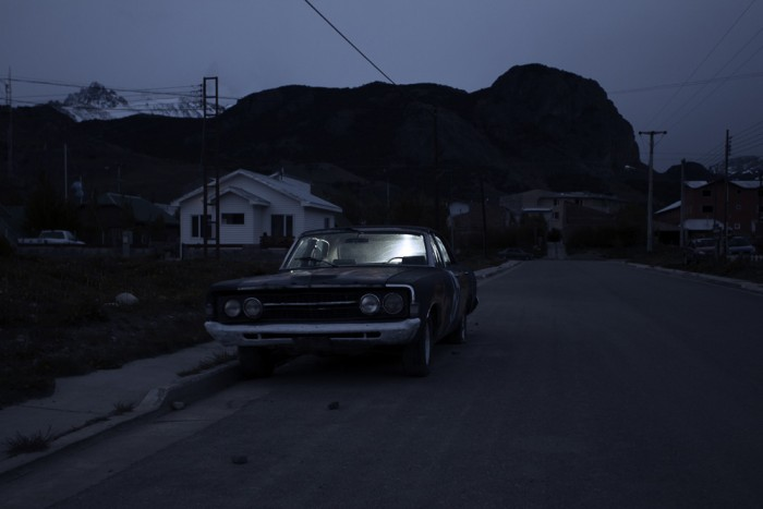 After Lights Out: A photo series of twilight landscapes