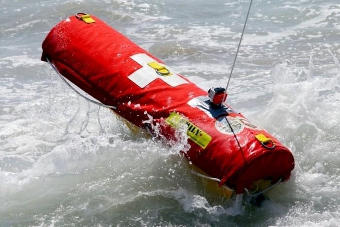 EMILY robotic lifeguard
