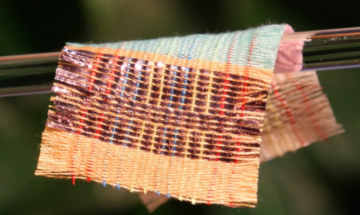 Georgia-tech institute power textile