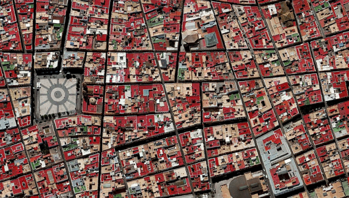 Overview © DigitalGlobe