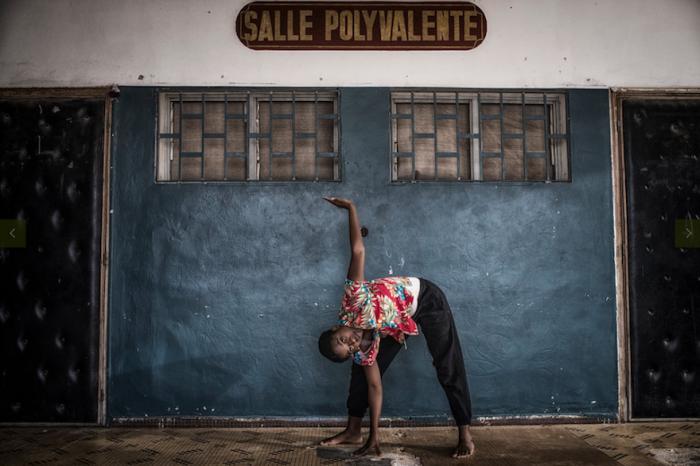 Dakar Creatives by Jean Baptiste Joire: Hubert Sagna – Fashion Designer