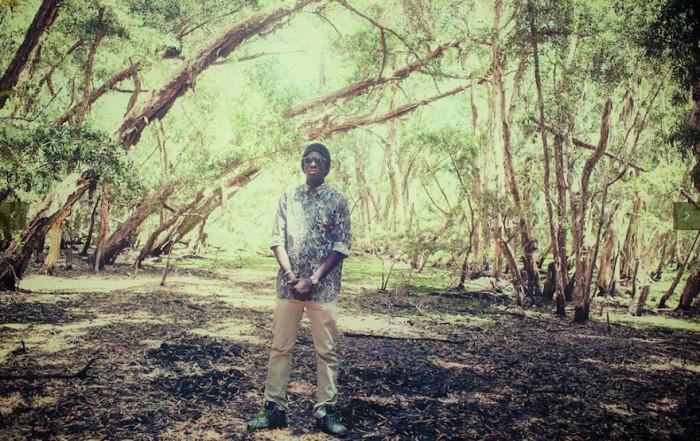 Dakar Creatives by Jean Baptiste Joire: Francis Bassene (Ibaaku's brother) - Rapper