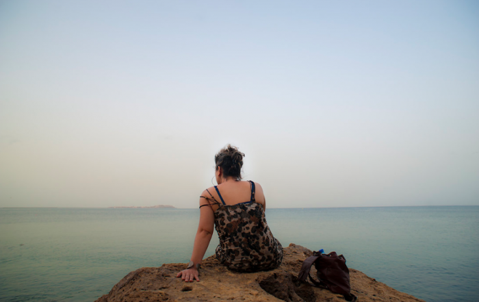 Dakar Creatives by Jean Baptiste Joire: Corina Fiora - Singer and member of les petites pierres