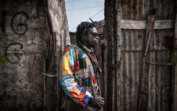 Dakar Creatives by Jean Baptiste Joire: Khoudia Touré– dancer/performer