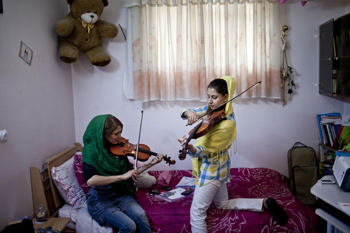 Hossein Fatemi/Fotoevidence