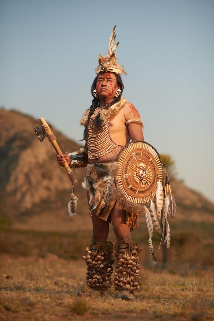 Native Nation by Diego Huerta
