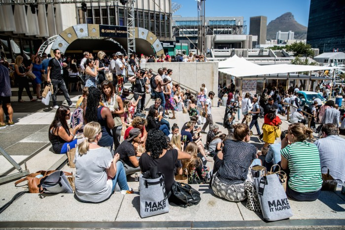 The annual Design Indaba Festival is a hallmark of the global creative scene.