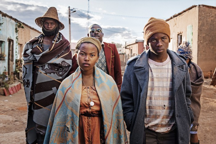 Five Fingers for Marseilles will be screened during Design Indaba Festival's complementary evening on 21 February