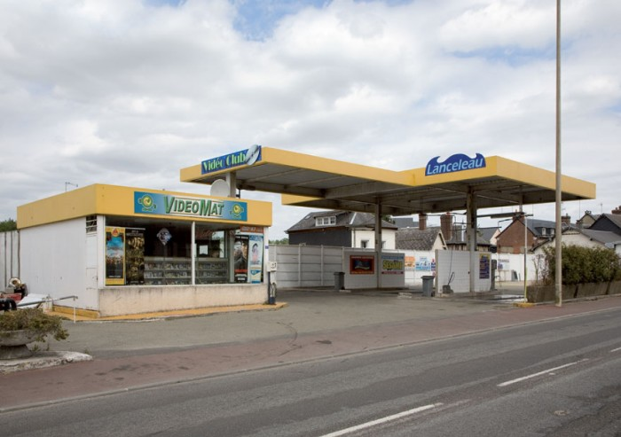 Twentysix Recycled Gasoline Stations by Eric Tabuchi