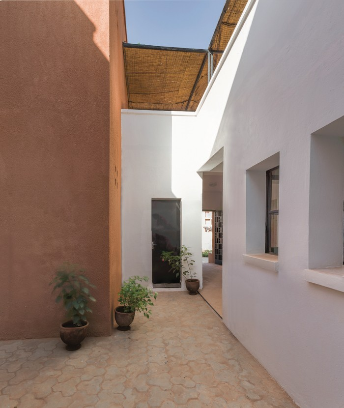 Niamey 2000 Housing Project
