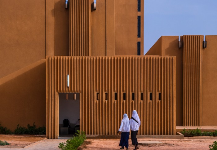 Hikma religious and secular complex