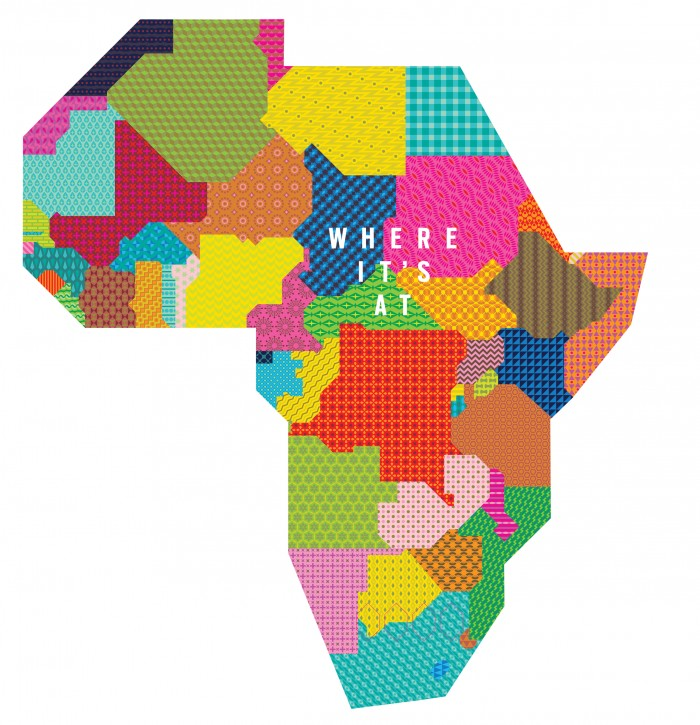 Where It's At, published by Design Indaba.