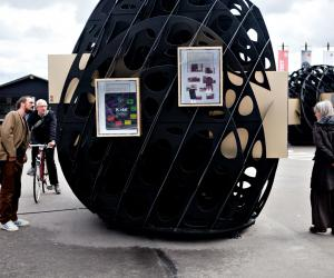 Exhibition at the Royal Danish Playhouse, Copenhagen.