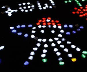 Innovative crystals of light in Eindhoven by Daan Roosegaarde