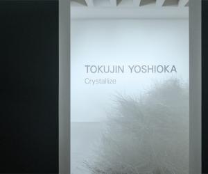 Crystallize exhibition by Tokujin Yoshioka.
