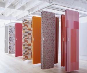 Blocks and Grid textiles by Scholten & Baijings. Image: Dean Kaufman.