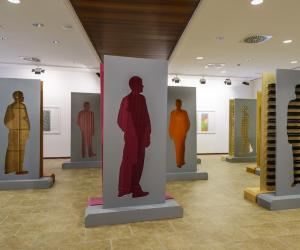 The first-ever Kenya Pavilion at the Venice Biennale 2014.