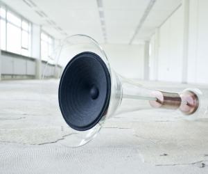 Mood of Music speaker system by Joris Petterson.