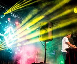 Massive Attack's Daddy G DJ set in Cape Town
