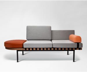 GRID Sofa by Studio Pool.