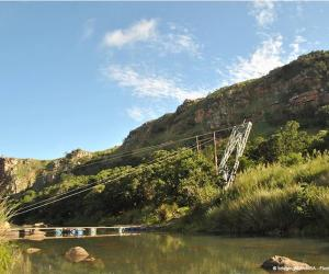 NPO buildCollective is collaborating with Austrian thesis students to build a sustainable bridge across the Mzamba River in the Eastern Cape.