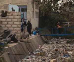 Senegal waste system