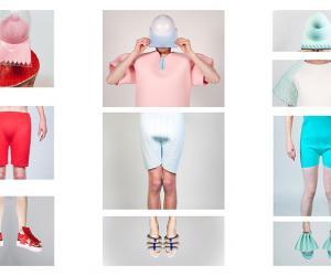 Design Academy Eindhoven graduate Vera de Pont designs garments and accessories for inhabitants of an imaginary underwater planet.