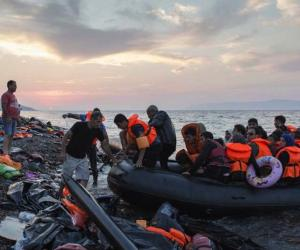 The movement of displaced and refuged humans across the world will surely define this decade. We ask prominent design thinkers their thoughts on how to help. Image: UNHCR/I.Prickett
