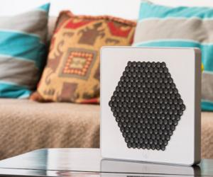 The 'A' Speaker: A solution to noise pollution